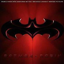 Batman and Robin von Various   CD   Zustand akzeptabel