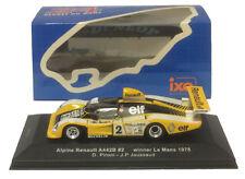 IXO LM1978 Alpine Renault A442B #2 Winner Le Mans 1978 - Pironi/Jaussaud 1/43