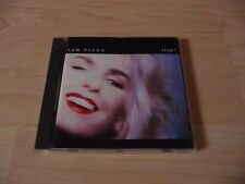 CD Sam Brown - Stop! 1988 - 15 Songs