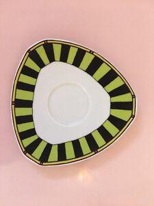 """Dorothy Hafner 'Love Story' 6"""" Saucer - Rosenthal Ceramics 1980s Vintage"""