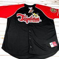 Tequileros de Jalisco Authentic Arrieta Men's Baseball Jersey Size: Small