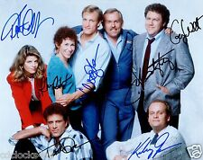 Cheers Cast Signed REPRINT 8 x 10 / 8x10 GLOSSY Photo Picture
