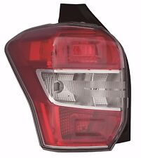 SUBARU FORESTER 2014 2015 2016 TAILLIGHTS TAIL LIGHTS LAMPS REAR - LEFT