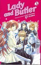 LADY AND BUTLER tome 3 Tsuyama Izawa MANGA shojo en français
