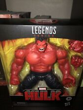 Marvel Legends Series Red Hulk 6 inch Action Figure - 087-16-1602