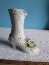 Vtg Lefton Porcelain Boot Kw4740
