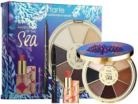 TARTE Dive into Rainforest GIFT SET - EyeShadow+EyeLiner+Aquacealer+Lip Balm