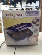 Babycakes Cupcake Maker Dessert Baking 6 Capacity NonStick Pan Mold