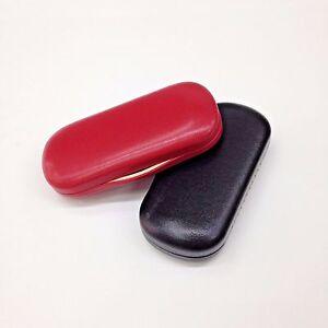 New Faux Leather Optical Eyeglasses Large Hard Case