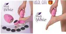 Electric Pedicure System Pedi Whiz Rotating Micro Blade New & Boxed Ideal Gift