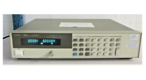AGILENT 6633B 100 Watt System Power Supply, 50V, 2A