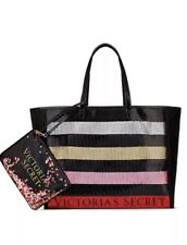 Victoria's Secret Tote Bag Bling Sequin Pouch 2017 Black Friday Limited Edition!