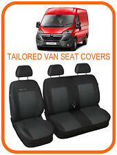 Tailored VAN seat covers for CITROEN RELAY 2014 - on  2 +1