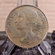 CIRCULATED 1963 20 CENTIMES FRENCH COIN (72217)1.....FREE SHIPPING!!!!!