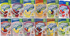 18 Different Wylers Light Variety Drink Mix Individual Flavor Pack Singles to Go