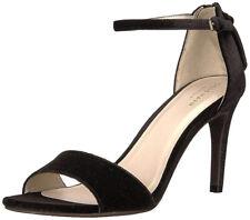 Cole Haan Womens Clara Grand Sandal 85mm Black Dress Sandals 6 Medium (b M) 3252