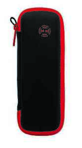 Harrows Blaze Darts Case - Red. Holds Fully Assembled Darts.