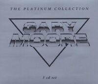 "GARY MOORE ""PLATINUM COLLECTION"" 3 CD BOX NEUWARE"