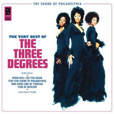 The Three Degrees Very Best of CD 2014 When Will I See You Again