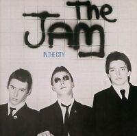THE JAM - IN THE CITY  VINYL LP NEW!