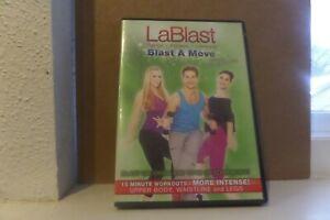 LABLAST BLAST A MOVE DVD