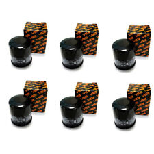 2002-2015 Suzuki Vstrom 1000 DL1000 Oil Filter - (6 pieces)