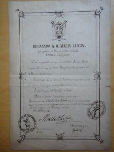 REGNANDO S.M.MARIA LUIGIA-UMORISMO-MILITARIA-Avv.ANNIBALE BOMBA+