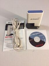 Buffalo WLI2-USB2-G54 USB Adapter 2.4 GHZ MBPS