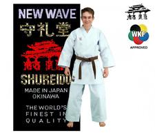 SHUREIDO New Wave 3 Karate Gi/Uniform - WKF Approved with Shureido Logo