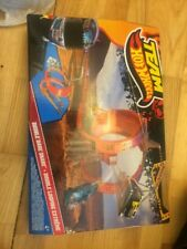 Team Hot Wheels Double Dare Snare Track Set Double Looping Extreme Free Post UK