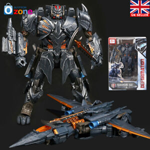 Large Transformers 5 The Last Knight Megatron Ko Version Kids Action Figures Toy