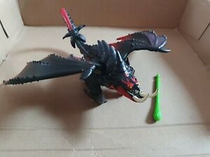 How to Train Your Dragon Grimmel and Bullet Toy Figure Hidden World