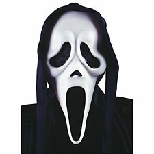 Fun World Ghost Face MTV Scream Adult Halloween Mask Adult One Size