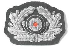 German Wreath cockade Army Officers Aluminium Bullion Heer Visor Cap Hat WW2 WK2