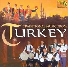 NEW Traditional Music From Turkey (Audio CD)