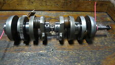 KAWASAKI KZ1000 KZ 1000 R7-12 CRANKSHAFT 15 TOOTH