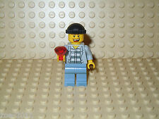 Lego Minifigure Otto Cent. Bank Robber NEW!!!