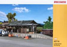 Vollmer 45716 ( 5716 ) H0 - Laderampe 5-teilig NEU & OvP