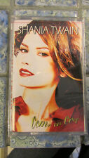 Come on Over by Shania Twain NEW FACTORY SEALED Cassette Tape