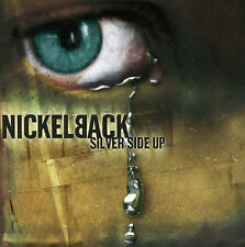 SILVER SIDE UP NICKELBACK Original Audio Music CD Hits Tracks Brand New Sealed