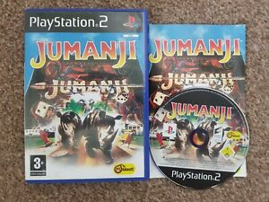 Jumanji (Sony PlayStation 2, 2006) WATCH MY ITEMS FOR BETTER PRICES 👌..