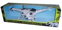 Battery Operated Robot Dinosaur Toy - Roaring sound and walk Assorted Colour