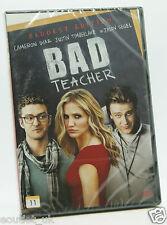 Bad Teacher Film DVD Region 2 NEW SEALED Cameron Diaz Justin Timberlake