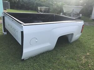 15-17' Chevy 2500 3500 8ft Bed White