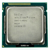 Intel Core i5-3570 SR0T7 3.40Ghz Quad Core Desktop CPU Processor TESTED