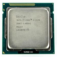 Intel Core i5-3570 SR0T7 3.40Ghz Quad Core Desktop CPU Processor TESTED