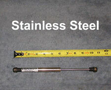 "10"" 20# NP Stainless Marine Dock Deck Bait Box Live Well Gas Lift Prop Rod Arm"