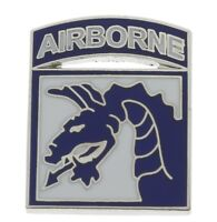 Army 18th Airborne Corps 7/8 inch Hat Lapel Pin H15245 D176
