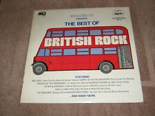 New listing The Best of British Rock - LP - 2 Record Set - 1960s
