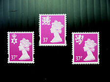 GB MACHIN Regionals 37p NI82 S92 W81 (3) U/M NEW SALE PRICE FP4291